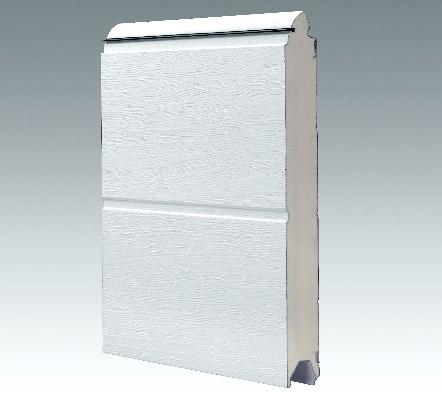 Masywnie RAMBIT - Oferta / Bramy garażowe segmentowe z panelami o grubości AD41